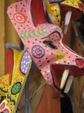 Maskers 10 Royalty-vrije Stock Foto's