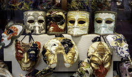 maskers Royalty-vrije Stock Afbeelding