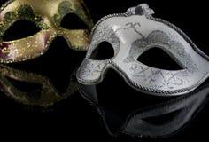 Maskers Royalty-vrije Stock Foto