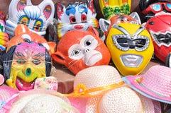 Maskers Stock Fotografie