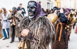 Maskers en Cultuur Stock Afbeeldingen