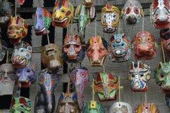 Maskers II Royalty-vrije Stock Foto's
