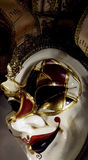 Maskers van Italië Stock Afbeeldingen