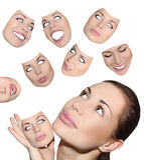Maskers van stemming Royalty-vrije Stock Fotografie