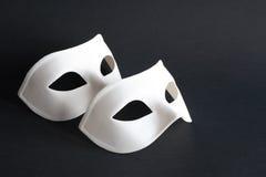 maski dwa Obrazy Stock