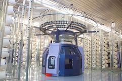 Maskin för industriell utrustning och tillverknings arkivfoton
