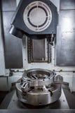 Maskin för MetalworkingCNC-malning Arkivbilder