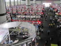 maskineri 2010 för import för porslinexport ganska Royaltyfri Fotografi