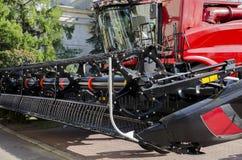 Maskineri för jordbruk fotografering för bildbyråer