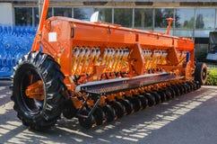 Maskineri för jordbruk arkivfoto
