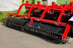 Maskineri för jordbruk royaltyfri foto