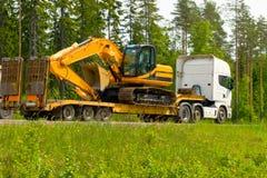 maskineri som flyttar något Royaltyfria Foton