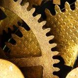 Maskinerikugghjul Royaltyfria Bilder