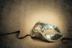 Masking Royalty Free Stock Photo