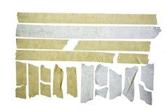 Masking tape Stock Photography