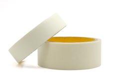 Masking tape. S on white background Stock Photography