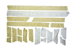 Masking tape Royalty Free Stock Image