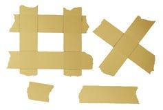 Masking Tape elements Stock Photos