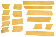 Masking tape, great for collage. Royalty Free Stock Images