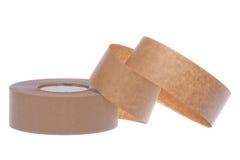 Masking Tape Isolated. Isolated image of masking tape Stock Photography