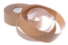 Masking Tape Isolated. Isolated image of masking tape Stock Photo
