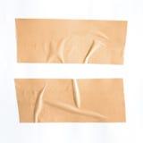 Masking Tape  on isolated. White background Stock Photo