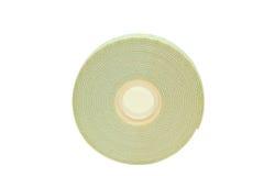 Masking tape. Roll of masking tape isolated on white Royalty Free Stock Photos