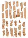 Masking tape streaks Stock Photo