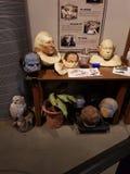 Maskmaking immagine stock