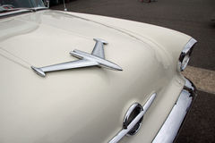 Maskot för Oldsmobile rakethuv Royaltyfri Fotografi