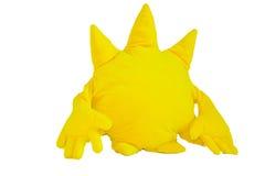 maskotki słońce Zdjęcie Royalty Free