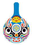 maskowa Beijing opera ilustracji