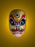 maskowa Chińczyk opera Fotografia Stock