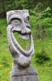 Maskowy śmiać się Obrazy Royalty Free