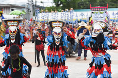 Maskowy ducha festiwal 2017 Zdjęcie Stock
