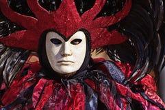 maskowy mężczyzna portret s Obraz Royalty Free