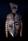 maskowy nigeryjski Obrazy Stock