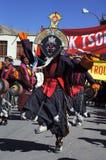 Maskowy taniec Zdjęcie Stock