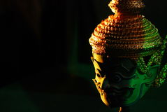 maskowy Thailand Obraz Stock