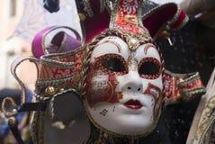 maskowy tradycyjny Venice Fotografia Royalty Free