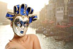maskowy Venice Obraz Stock
