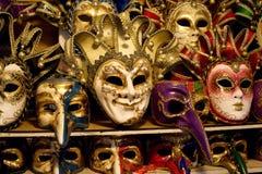 Masks Stock Photography