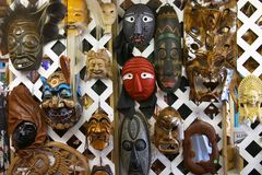 Masks Royalty Free Stock Images
