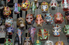 Masks II Royalty Free Stock Photos
