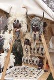 Masks Stock Photo