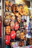 Masks national Korean Stock Photography