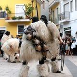 Masks of Sardinia Royalty Free Stock Photo