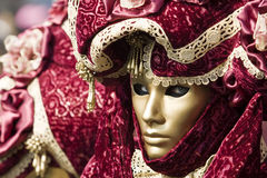 The masks of Venice Stock Images