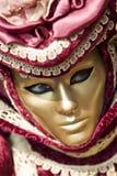 The masks of Venice stock photos