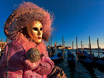 Masks in Venice, Italy Stock Photography